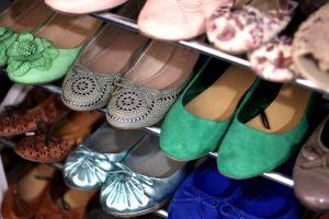 אחסון נעליים