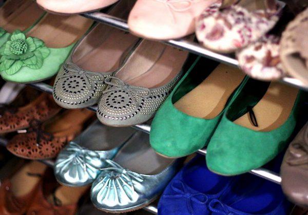 10 פתרונות מעולים לאחסון נעליים